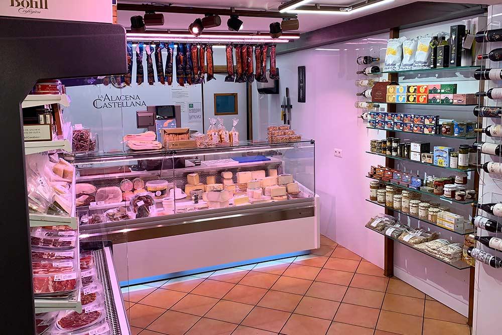 Productos gourmet Almería